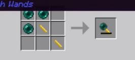 Скачать Not Enough Wands для Minecraft 1.16.4