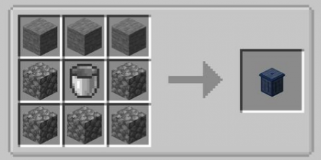 Скачать Trash Cans для Minecraft 1.16.4