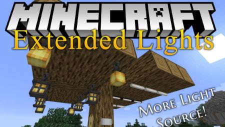 Скачать Extended Lights для Minecraft 1.16.4