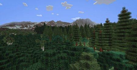 Скачать TerraForged для Minecraft 1.16.3