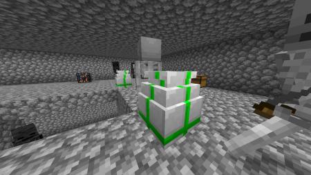 Скачать Christmas Loot Vases для Minecraft 1.16.4