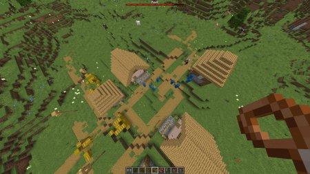 Скачать Guard Villagers для Minecraft 1.16