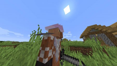 Скачать Guard Villagers для Minecraft 1.16.1