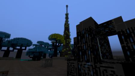 Скачать Heart of the Machine для Minecraft 1.16.4
