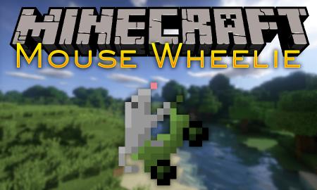 Скачать Mouse Wheelie для Minecraft 1.16.4