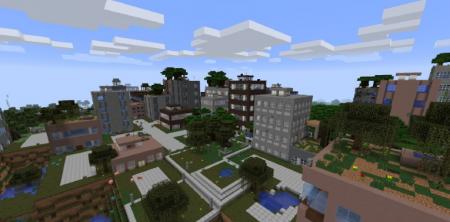 Скачать The Lost Cities для Minecraft 1.15.2