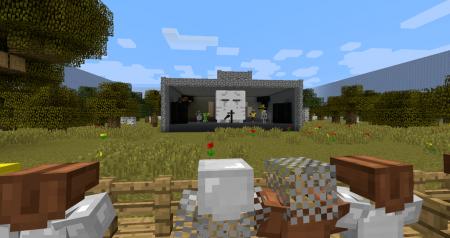Скачать Instrumental Mobs для Minecraft 1.16.3