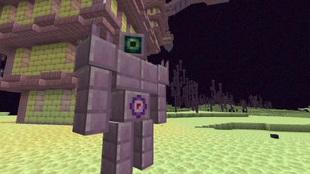 Скачать The Outer End для Minecraft 1.16.3