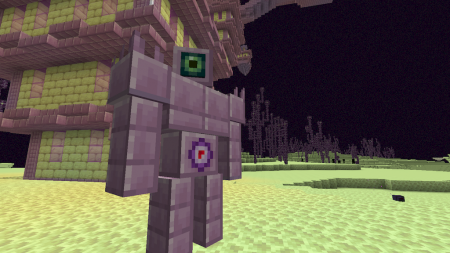Скачать The Outer End для Minecraft 1.16.4