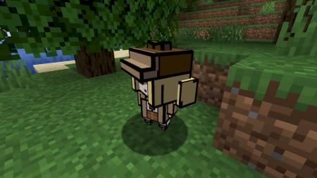 Скачать Smol Holos для Minecraft 1.15