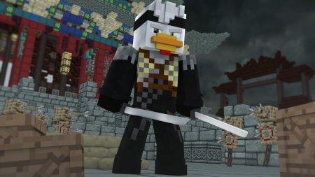 Скачать Ninja Gear для Minecraft 1.16.4