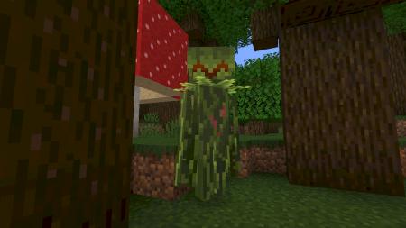 Скачать Dungeons Mobs для Minecraft 1.16.4