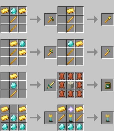 Скачать Super Tools для Minecraft 1.16.4