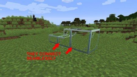 Скачать Mo Glass для Minecraft 1.15.2
