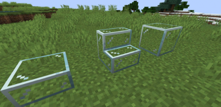 Скачать Mo Glass для Minecraft 1.16.4