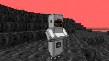 Скачать Mars Reborn для Minecraft 1.16.3