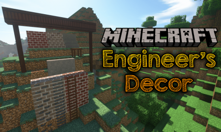 Скачать Engineer's Decor для Minecraft 1.16.4