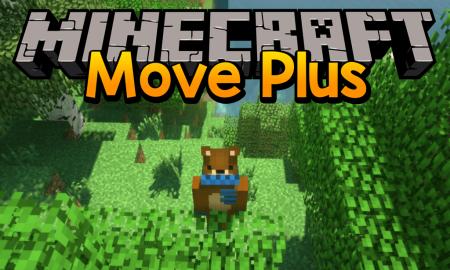 Скачать Move Plus для Minecraft 1.16.4
