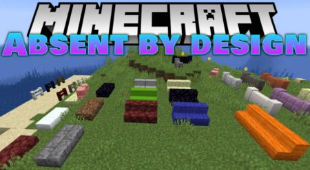 Скачать Absent by Design для Minecraft 1.16.4