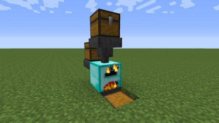 Скачать Iron Furnaces для Minecraft 1.16.4