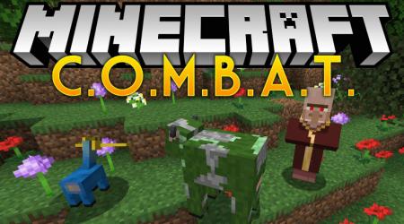Скачать COMBAT для Minecraft 1.15.2