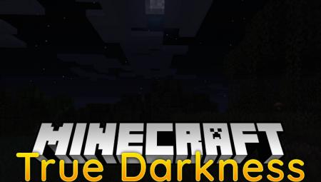 Скачать True Darkness для Minecraft 1.16.3