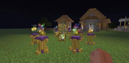 Скачать Ars Nouveau для Minecraft 1.15.1