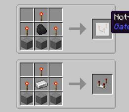 Скачать Redstone Gates для Minecraft 1.14.3