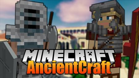 Скачать AncientCraft для Minecraft 1.15