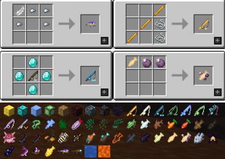 Скачать Go Fish для Minecraft 1.16.3