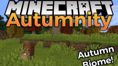Скачать Autumnity для Minecraft 1.16.3