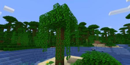 Скачать pizzaatime's Timber для Minecraft 1.16.4