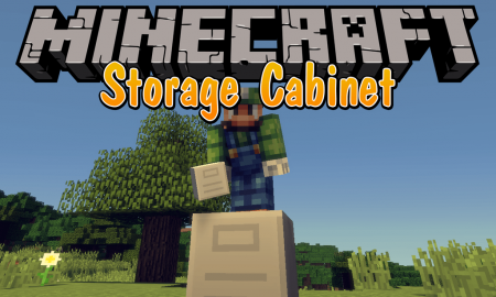Скачать Storage Cabinet для Minecraft 1.16.1