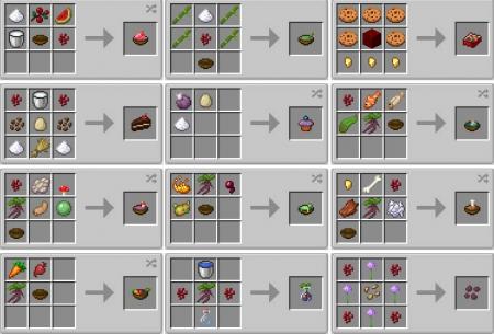 Скачать Conjurers Cookbook для Minecraft 1.16.4
