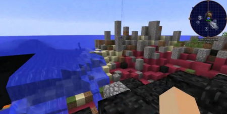 Скачать Chunk Pregenerator для Minecraft 1.16.3