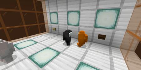 Скачать Crewmates для Minecraft 1.16