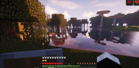 Скачать Regen Control для Minecraft 1.16.1