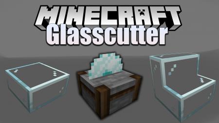 Скачать Glasscutter для Minecraft 1.16.4