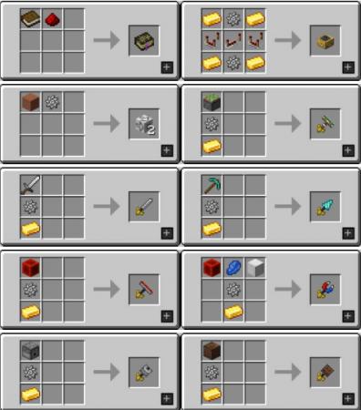 Скачать Automotons для Minecraft 1.16.4