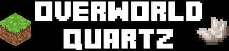 Скачать Overworld Quartz для Minecraft 1.15.2