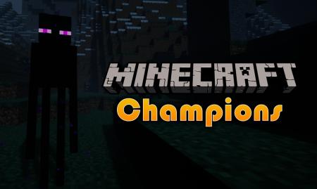 Скачать Champions для Minecraft 1.16.4