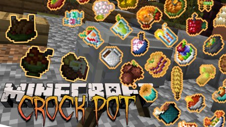 Скачать Crock Pot для Minecraft 1.16.3