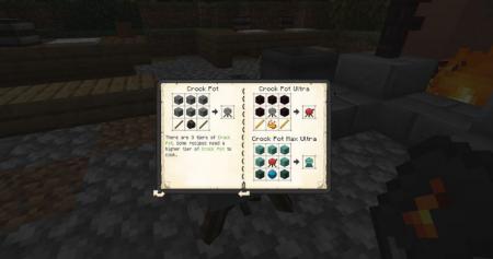 Скачать Crock Pot для Minecraft 1.16.4