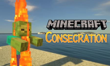 Скачать Consecration для Minecraft 1.16.4