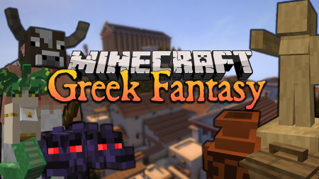 Скачать Greek Fantasy для Minecraft 1.16.4