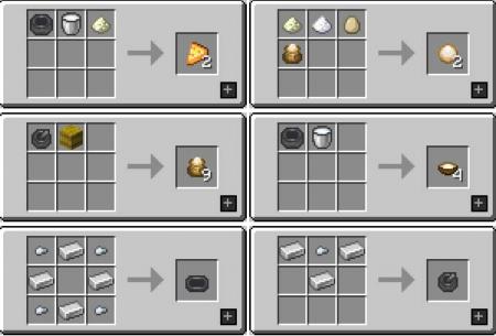 Скачать Bon Appetit для Minecraft 1.16.3