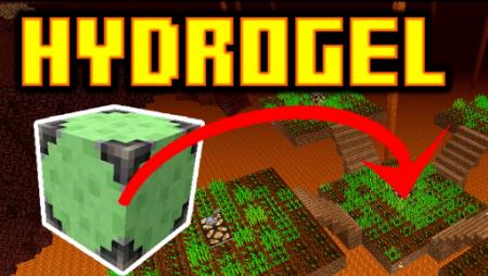 Скачать HydroGel для Minecraft 1.16.4