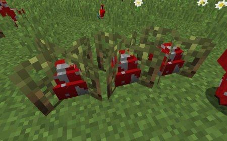 Скачать Animal Crops для Minecraft 1.16.4