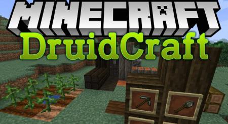 Скачать Druidcraft для Minecraft 1.16.3