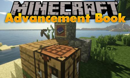 Скачать Advancement Book для Minecraft 1.16.4